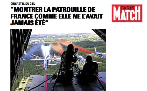 04/06/2013<br /> Paris Match